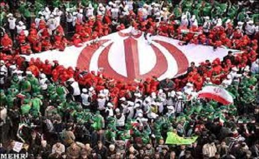 الشعب الايراني يستعد لاحياء الذكرى السنوية لانتصار الثورة الإسلامية