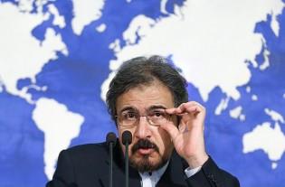ایران توصی الاتحاد الاوروبی بعدم التدخل فی شؤونها