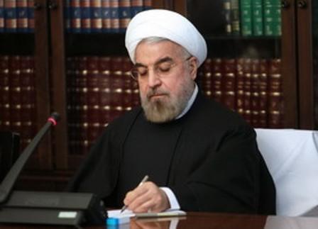 الرئيس الايراني يشارك في مراسم عزاء عاشوراء الامام الحسين (ع) في طهران