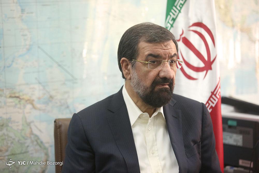 رضائي : السعودية واسرائيل تأملان حدوث استقطاب في الانتخابات الايرانية