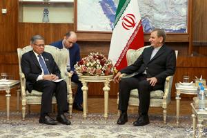 جهانغيري: ازالة العقبات المصرفية شرط أساسي لتطوير العلاقات الاقتصادية بين ايران وماليزيا