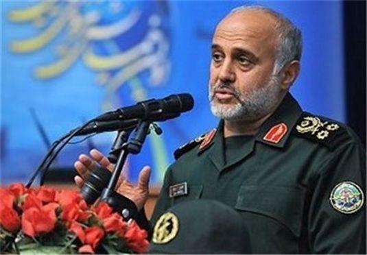 قائد عسكري ايراني: ايران هي القوة الاولى في المنطقة