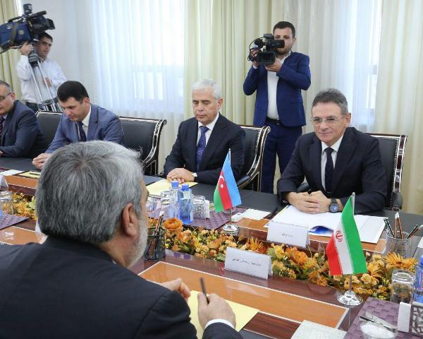 طهران و باکو تؤكدان علی تعزیز التعاون الامنی و الحدودی    سیاسی    طهران و باکو    التعاون الامنیالتواصل مع رئیس التحریر: newsroom@irna.ir