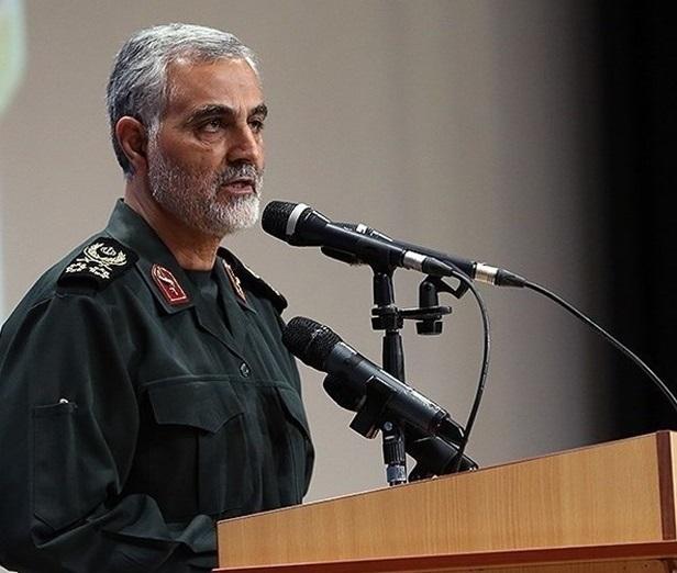 اللواء سليماني : ندافع في سوريا عن مبادئ الاسلام والجمهورية الاسلامية