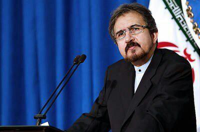 قاسمي ينتقد ادعاءات الامارات حول ارسال ايران الاسلحة الى اليمن