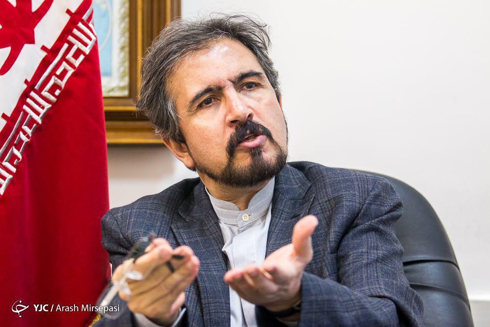 ایران: علی نواب البرلمان الاوروبی ان یکونوا واقعیین