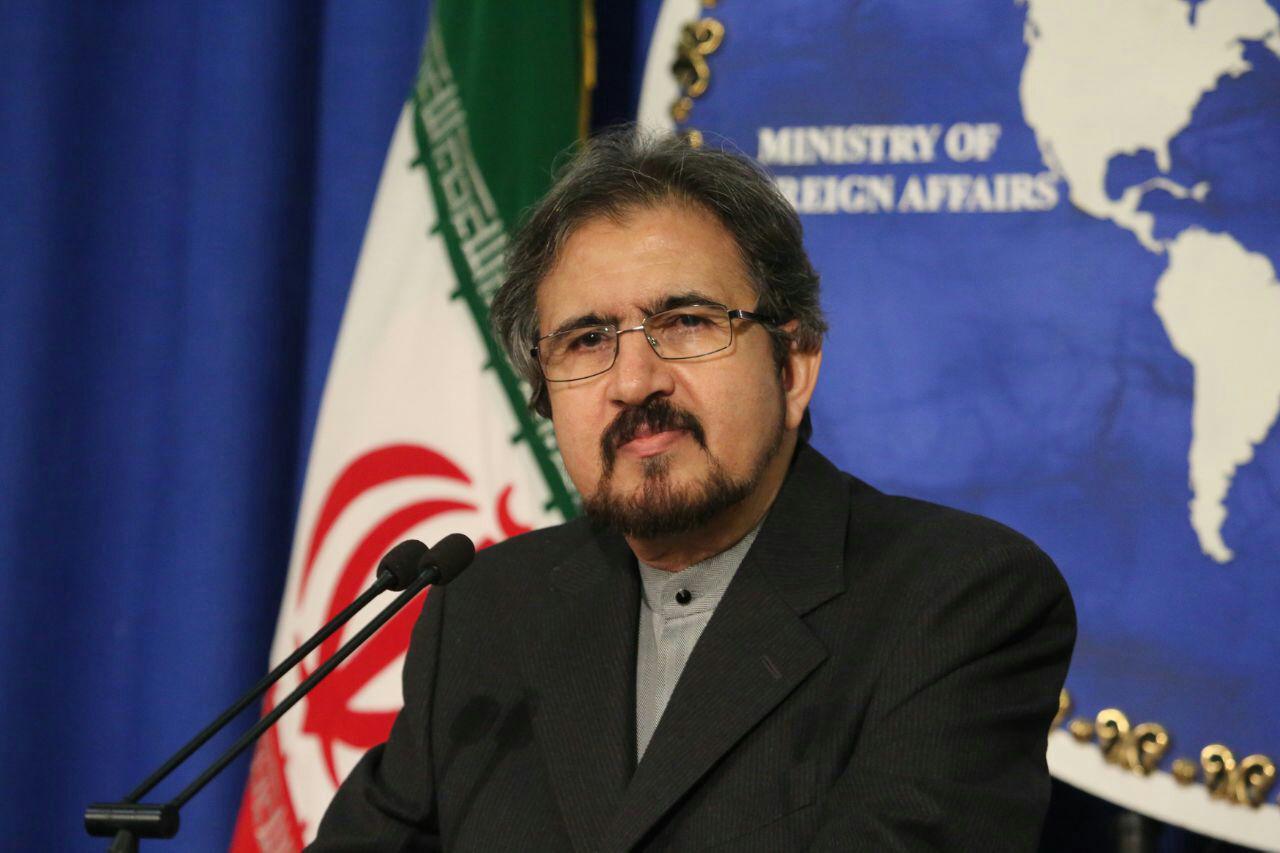 قاسمی: قرار الأمم المتحدة حول حقوق الانسان ضد ایران تم تسييسه ومرفوض
