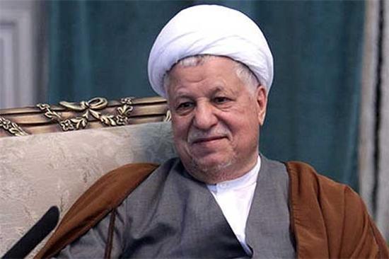 هاشمي رفسنجاني: قوات التعبئة اساس الامن في ايران