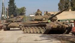 حلب تتحرر .. وتكسر القيد