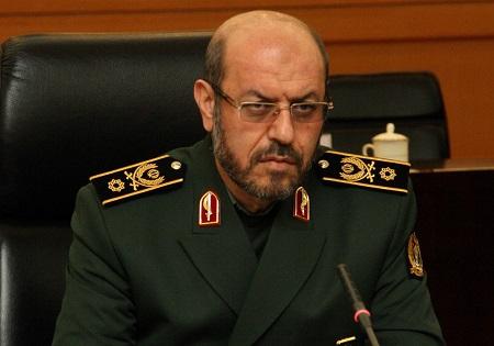 العميد دهقان: نفوذ ايران في المنطقة لا يهدف إلى التوسع