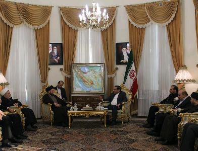 شمخاني: وحدة الشعب العراقي سبب هزيمة الارهاب