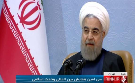 روحاني : لايوجد شيء اسوأ من الجمود واحتكار الافكار