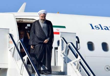 روحاني يقوم  قريبا بجولة تضم ارمينيا وكازاخستان وقرغيزيا