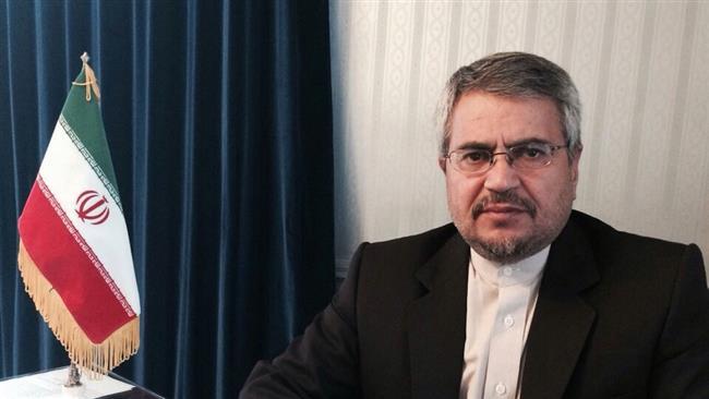 مندوب ايران الدائم لدى الامم المتحدة يدين اغتيال سفير روسيا في انقرة