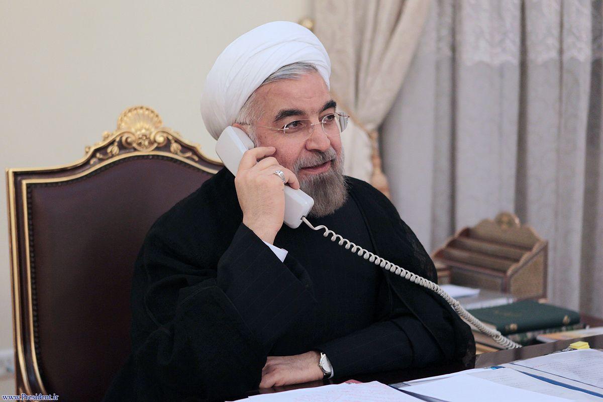 روحاني: تعزيز التعاون بين طهران ومسكو ضروري لمساعدة الشعب السوري