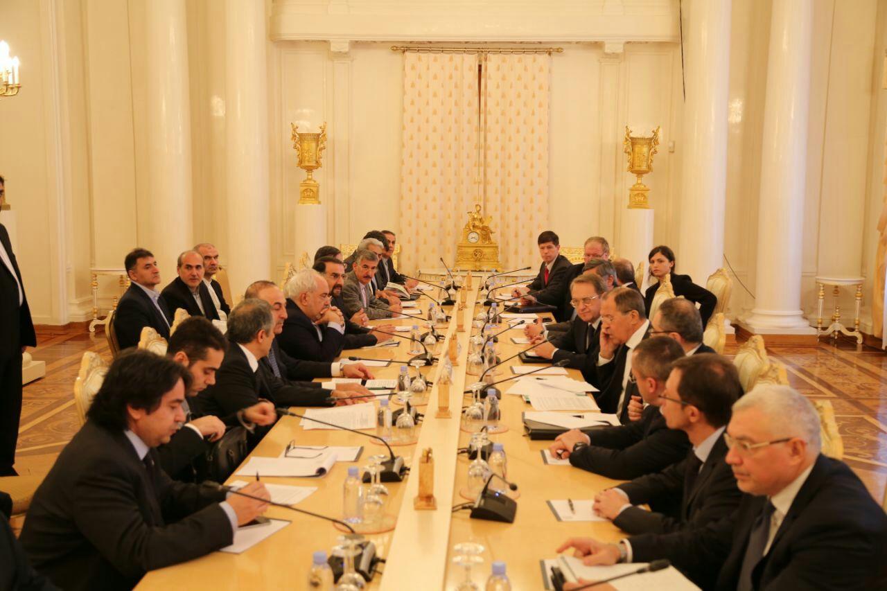 بيان ايراني- روسي – تركي حول سورية