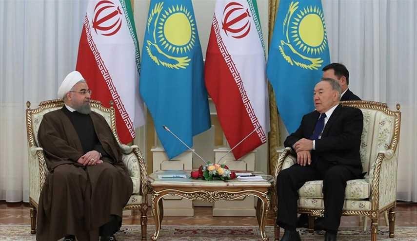 روحاني: طهران مستعدة للنهوض بالعلاقات مع استانة في كافة المجالات