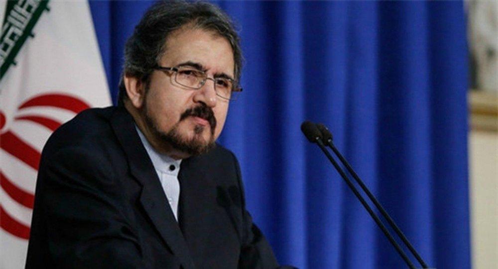الخارجية الإيرانية: ندعم أي جهود و قرارات لصالح الشعب الفلسطيني