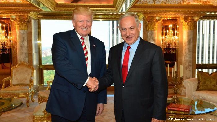 صحيفة: ترامب يعتزم زيارة القدس وتسريع إجراءات نقل السفارة الأمريكية إليها