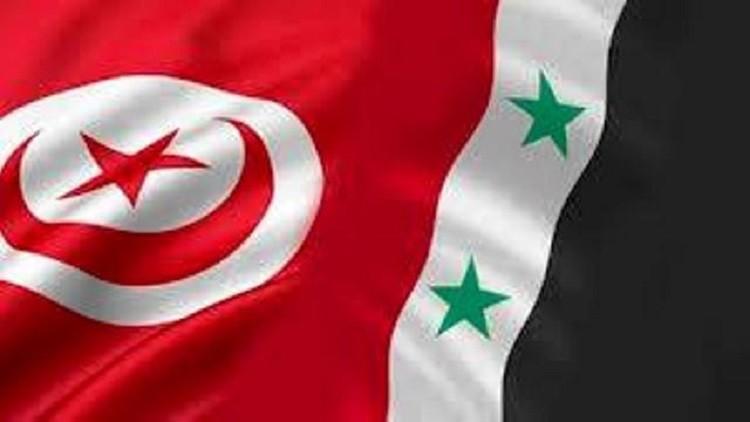 مسؤولون تونسيون يزورون سوريا للاعتذار من الأسد و تهنئته بتحرير حلب