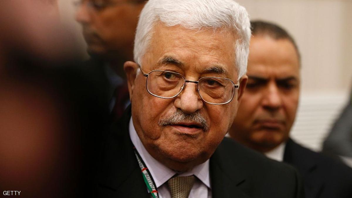 الرئيس الفلسطيني: القرار ضد الاستيطان يؤسس لمفاوضات جادة