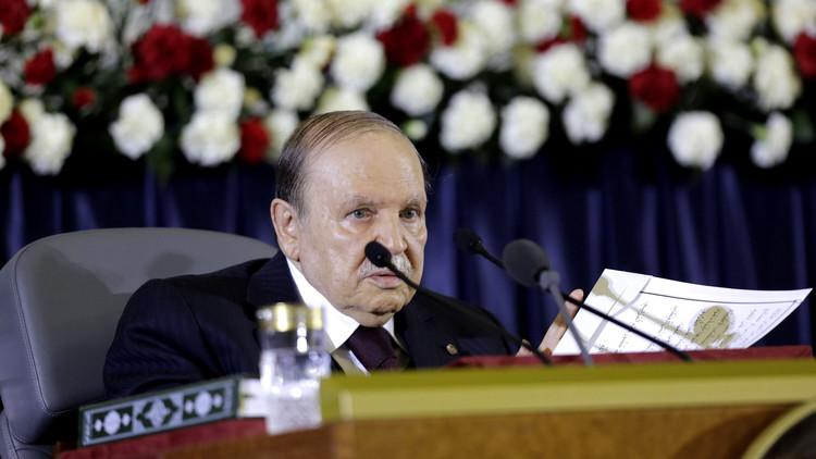 الرئيس الجزائري يدعو لحقن دماء المسلمين عبر الدبلوماسية
