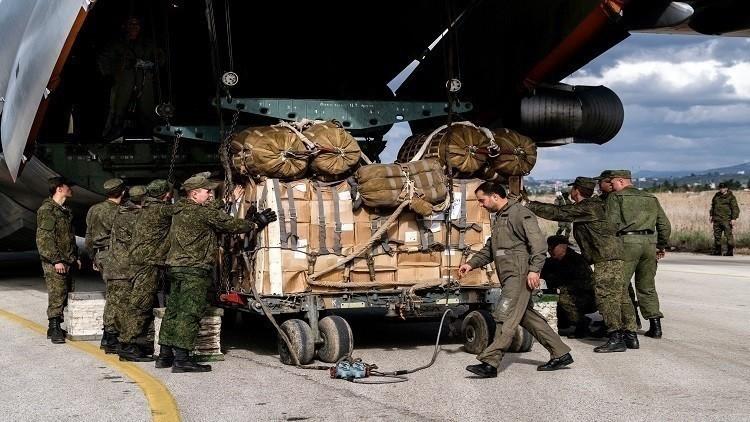 أطفال روسيا تهدي 45 طن هدايا لأطفال سوريا