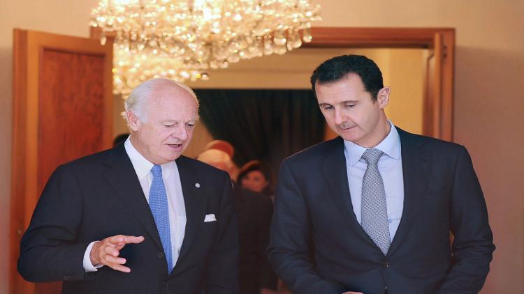 المبعوث الأممي إلى سوريا: إدلب ينتظرها مصير حلب