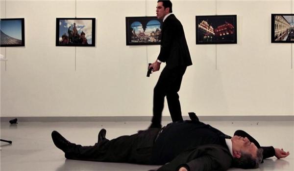 تركيا تفرض حظرا اعلاميا على التحقيق في اغتيال السفير الروسي