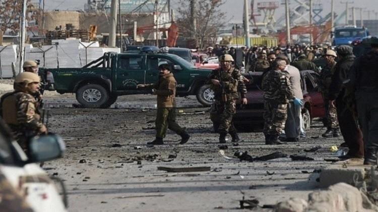 وقوع انفجار ضخم يهز العاصمة كابل