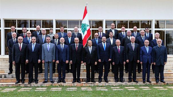 الحكومة اللبنانية تنال ثقة مجلس النواب بغالبية 87 صوتاً