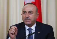 وزير الخارجية التركي: نأمل التوصل لوقف إطلاق النار في سوريا قبل العام الجديد