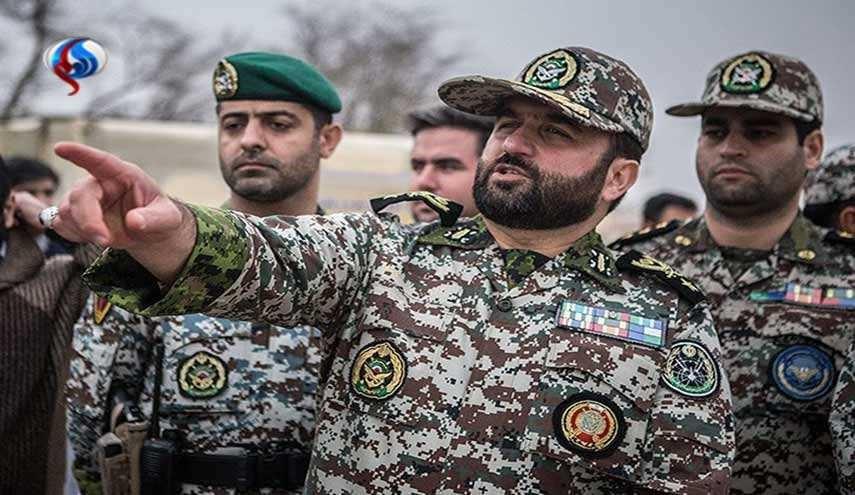 العميد اسماعيلي: الدفاع الجوي الايراني بلغ مستويات منشودة