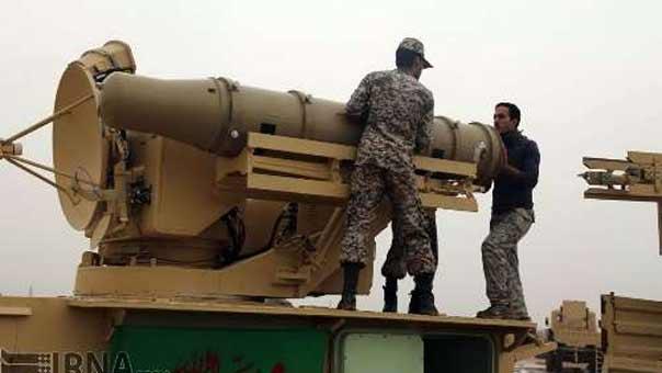 ايران تعلن انتهاء مناورات 'المدافعون عن سماء الولاية'7'