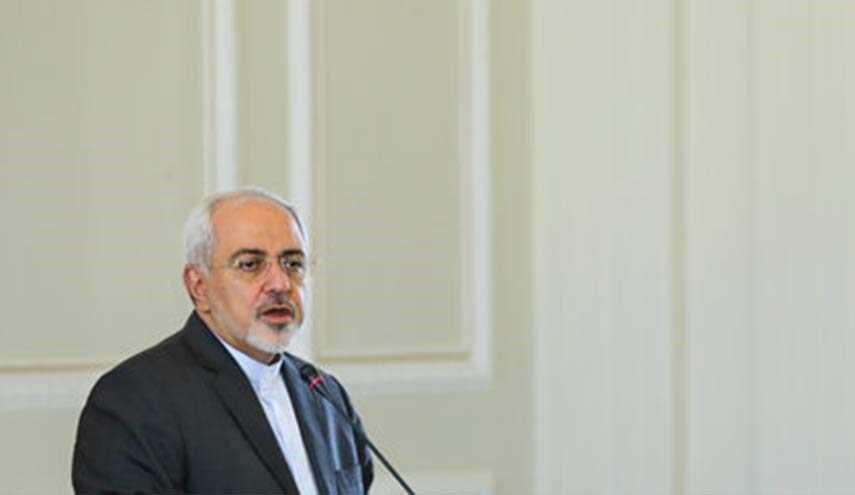 ظريف: تمديد العقوبات على إيران ينسف سمعة واشنطن في العالم