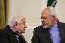 وليد المعلم يبحث في طهران آخر المستجدات علی الساحة السورية