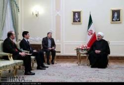 روحاني : تطوير العلاقات مع دول امريكا اللاتينية من سياسات ايران المبدئية