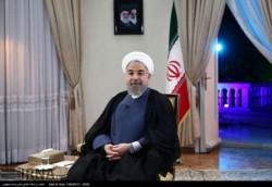 الرئيس روحاني يتحدث الي الشعب مباشرة مساء غد