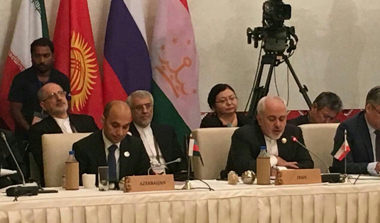وزير الخارجية الإيراني: طهران عازمة على دعم افغانستان حكومة وشعبا