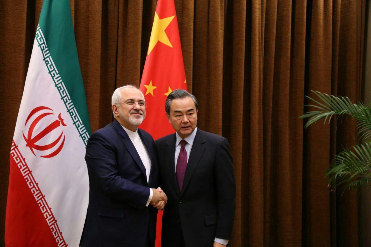 طهران وبكين تؤكدان على ضرورة الالتزام ببنود الاتفاق النووي