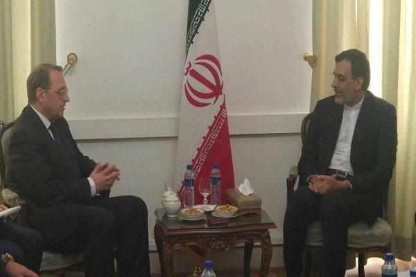 جابري انصاري : تشكيل حكومة الانقاذ الوطني في اليمن لايتنافى مع محادثات السلام
