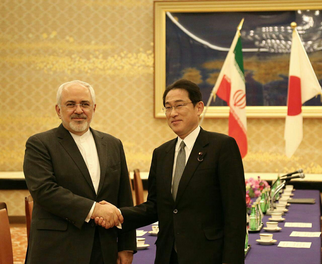 وزير الخارجية الياباني يعلن دعم طوكيو التام لتنفيذ الاتفاق النووي