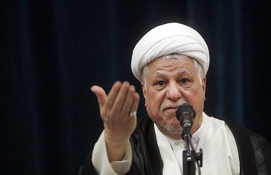 رفسنجاني: قرار الكونغرس ضد ايران سيجعل اميركا مهانة ومعزولة في العالم