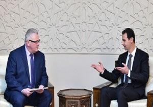 الأسد: الحرب التي يشنها الغرب تستهدف الدول المتمسكة باستقلالية قرارها