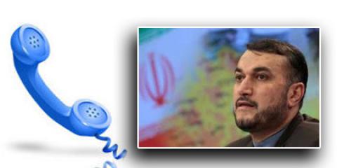 إيران وروسيا تؤكدان على ضرورت وقف اطلاق النار في سوريا