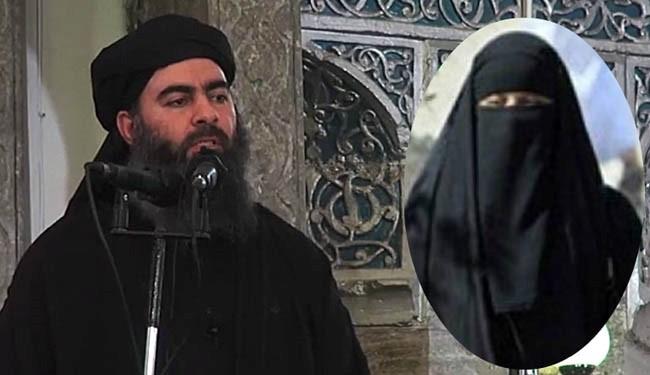 اختفاء زوجة البغدادي الألمانية بظروف غامضة في نينوى!