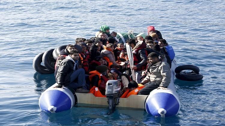أسطول للناتو يصل بحر