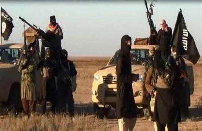 تنظيم الدولة يقصف سنجار بقذائف كيماوية