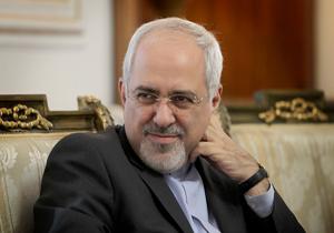 ظریف:  سأشرح موقف ایران من فلسطین و الکیان الصهیونی