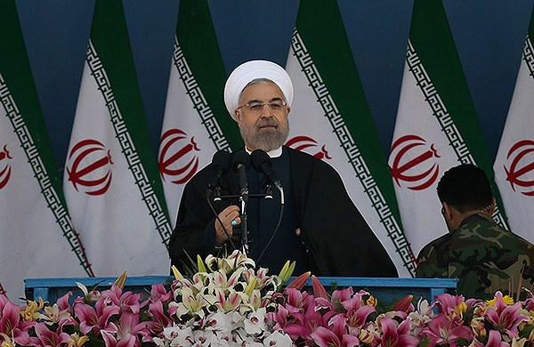 روحاني: نخطو نحو الازدهار الاقتصادي خطوة تلوى الاخرى